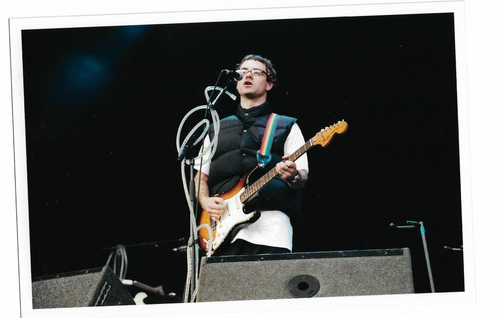 Beta Band: Photo credit: Dan Curtis-Allen