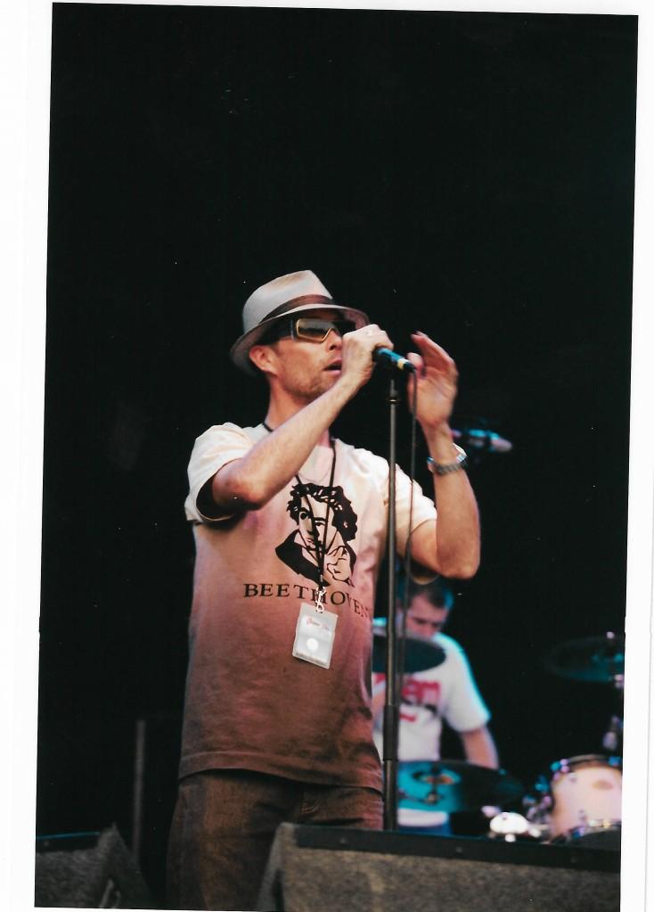 Ian Brown: Photo credit: Dan Curtis-Allen